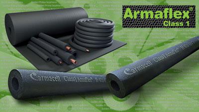 ARMAFLEX CLASS 1 INSULATION