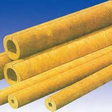 ROCK WOOL PIPE COVER